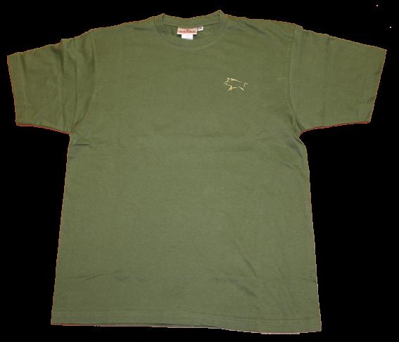 Jägerinnen T-Shirt Bachen