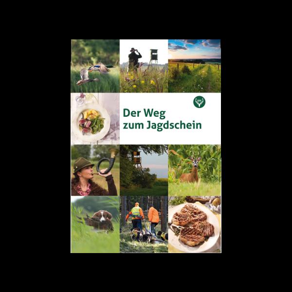 """Broschüre """"Der Weg zum Jagdschein"""""""