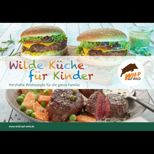 Broschüre Wilde Küche für Kinder