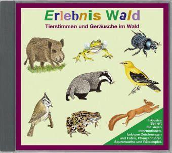 """CD """"Erlebnis Wald"""""""