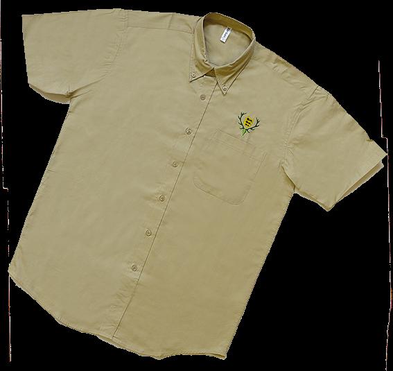 LJV-Jägerhemd Kurz- oder Langarmhemd