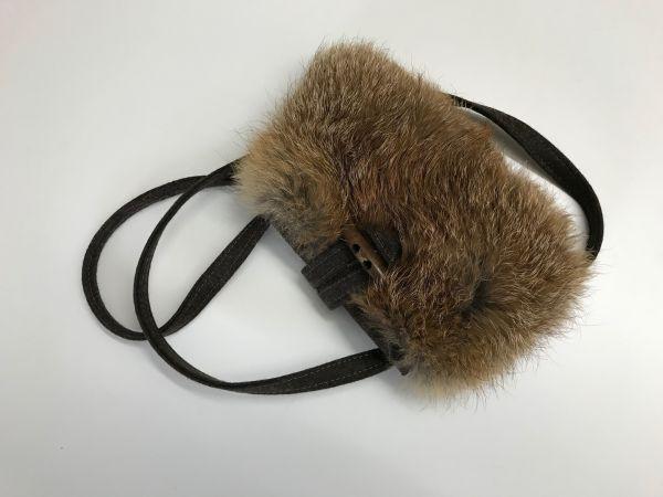 Fellwechsel - Handtasche ( Rotfuchs)