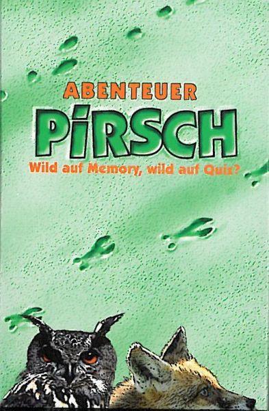 """""""Abenteuer Pirsch"""" Kartenspiel / Memory"""