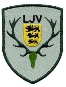 LJV-Ärmelaufnäher