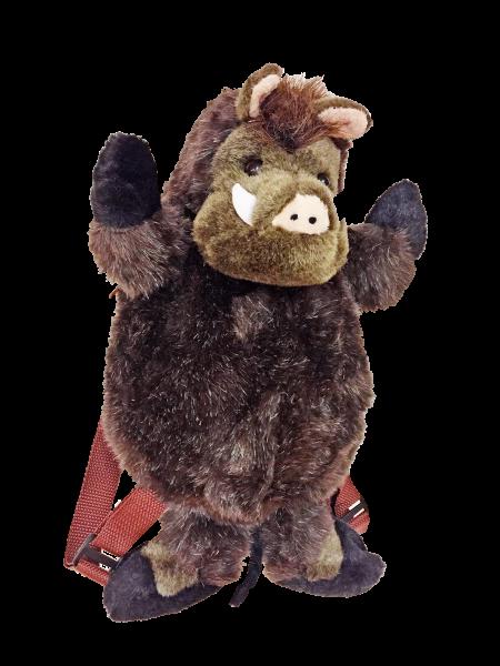 Wildschwein-Kinderrucksack