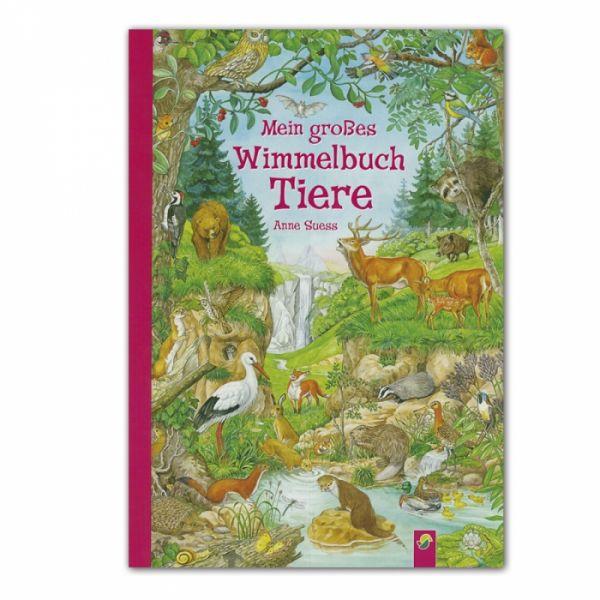 """Buch """"Mein großes Wimmelbuch TIERE"""""""