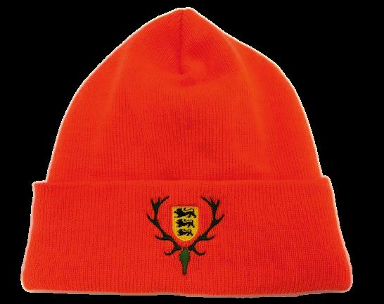 LJV Strickmütze orange