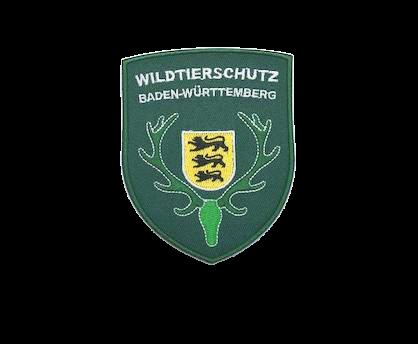 Wildtierschutz Ärmelabzeichen