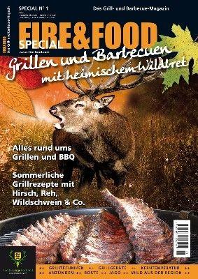 Grillen und Barbecuen mit heimischem Wildbret