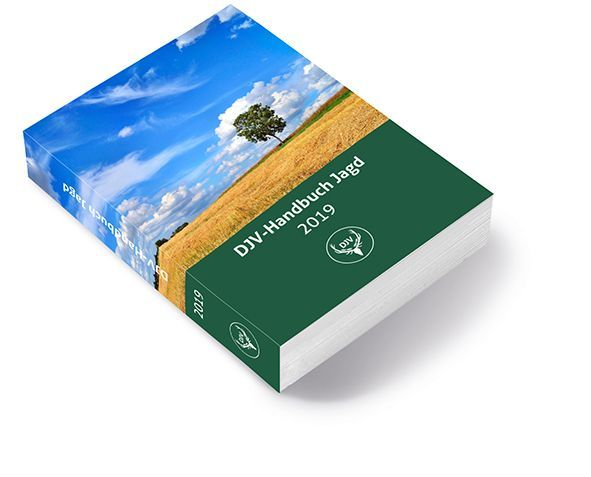 """DJV-Handbuch """"Jagd 2019"""""""