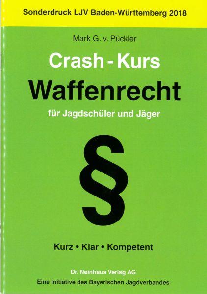 Crash-Kurs Waffenrecht